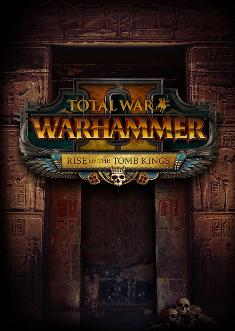 Купить Total War: Warhammer II - Rise of the Tomb Kings