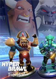 Купить HyperBrawl Tournament - Warrior Founder Pack