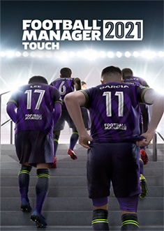 Купить Football Manager 2021 Touch