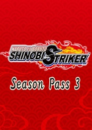 Купить NARUTO TO BORUTO: SHINOBI STRIKER Season Pass 3