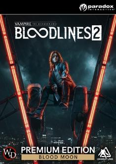 Купить Vampire: The Masquerade® - Bloodlines™ 2: Blood Moon Edition