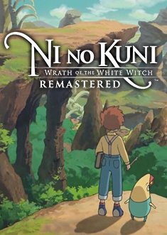 Купить Ni no Kuni Wrath of the White Witch Remastered