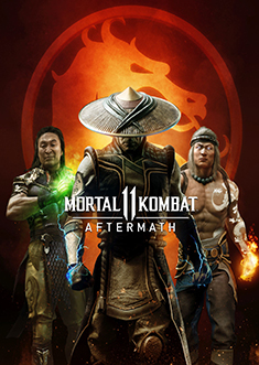 Купить Mortal Kombat 11: Aftermath