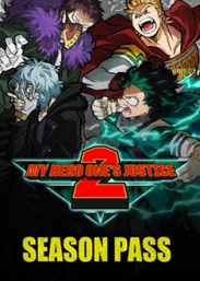 Купить MY HERO ONE'S JUSTICE 2 Season Pass