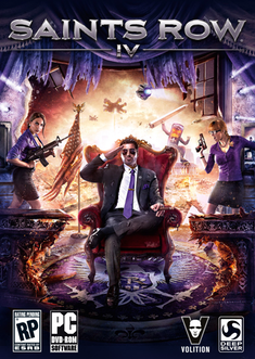 Купить Saints Row 4: Re-Elected