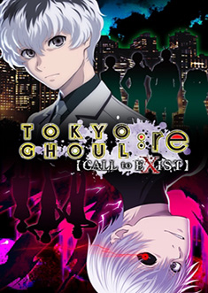 Купить TOKYO GHOUL:re [CALL to EXIST]