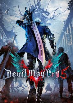 Купить Devil May Cry 5 Deluxe Editon