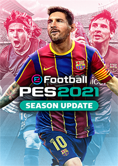 Купить eFootball PES 2021 SEASON UPDATE
