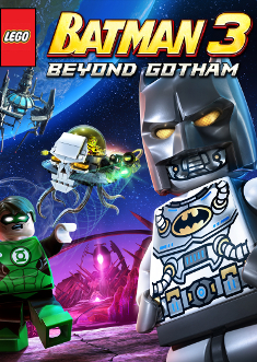 Купить LEGO Batman 3: Beyond Gotham