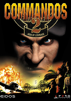 Купить Commandos 2: Men of Courage