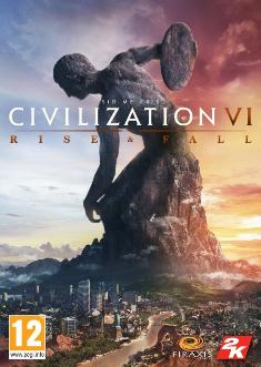 Купить Sid Meier's Civilization 6: Rise and Fall