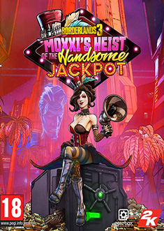 Купить Borderlands 3: Moxxi's Heist Of The Handsome Jackpot