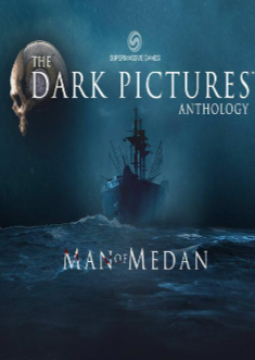 Купить The Dark Pictures: Man of Medan