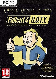 Купить Fallout 4: Game of the Year Edition