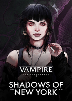 Купить Vampire: The Masquerade - Shadows of New York