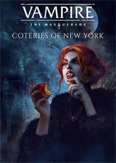 Купить Vampire The Masquerade Coteries of New York