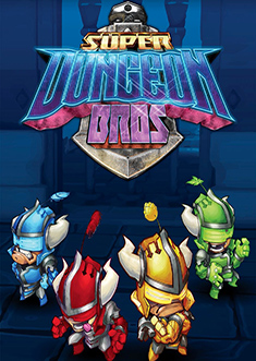 Купить Super Dungeon Bros