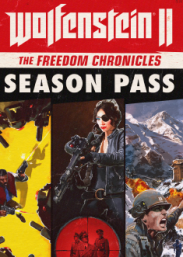 Купить Wolfenstein II: The New Colossus - Season Pass
