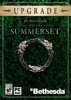 Купить The Elder Scrolls Online: Summerset Upgrade
