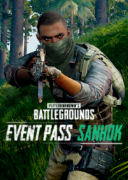 Купить PLAYERUNKNOWN'S BATTLEGROUNDS - Event Pass: Sanhok