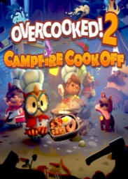 Купить Overcooked 2! Campfire Cook Off