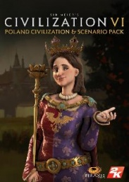 Купить Sid Meier's Civilization VI - Poland Civilization & Scenario Pack
