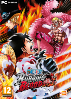 Купить One Piece: Burning Blood