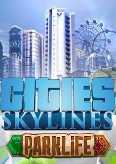 Купить Cities: Skylines - Parklife