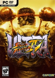 Купить Ultra Street Fighter 4