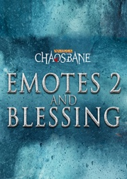 Купить Warhammer Chaosbane Emotes 2 and blessing DLC