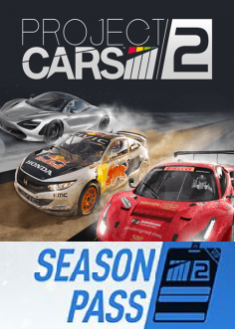 Купить Project CARS 2 - Season Pass