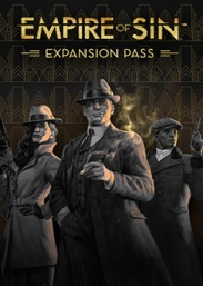 Купить Empire of Sin: Expansion Pass
