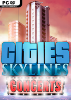 Купить Cities Skylines - Concerts