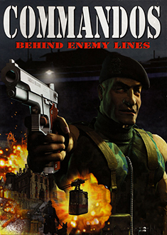 Купить Commandos: Behind Enemy Lines