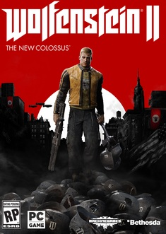 Купить Wolfenstein 2: The New Colossus