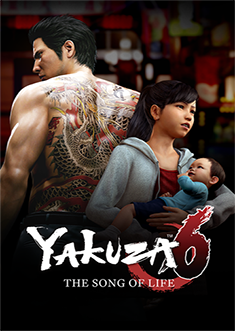 Купить Yakuza 6: The Song of Life