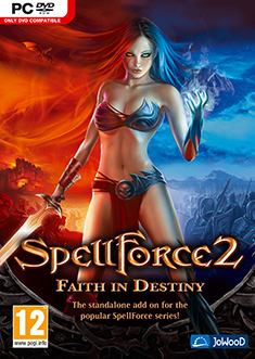 Купить SpellForce 2: Faith in Destiny