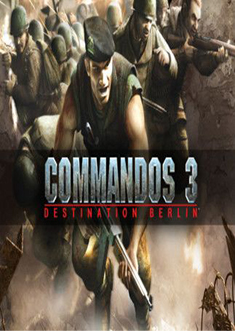 Купить Commandos 3: Destination Berlin