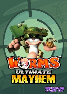 Купить Worms Ultimate Mayhem