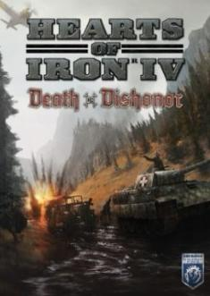 Купить Hearts of Iron IV: Death or Dishonor