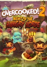 Купить Overcooked! 2 - Night of the Hangry Horde