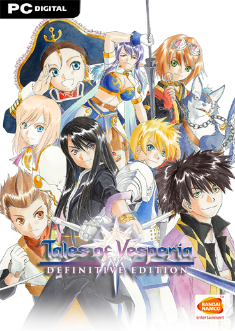 Купить Tales of Vesperia: Definitive Edition